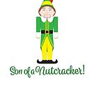 son of a nutcracker! by Mark Rodriguez (Godriguez)