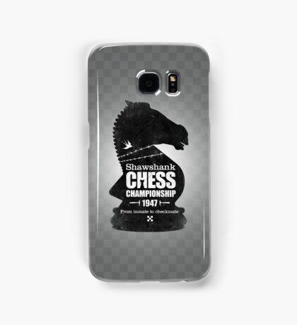 Shawshank Chess Comp Samsung Galaxy Case/Skin