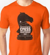 Shawshank Chess Comp Unisex T-Shirt