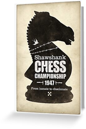 Shawshank Chess Comp by rubyred