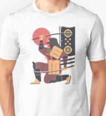 S is for Samurai Unisex T-Shirt