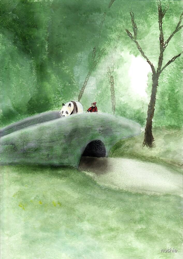 Hump Back Bridge by nushie