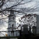 ST. JOHN'S CHURCH, RICHMOND VIRGINIA by sky2007