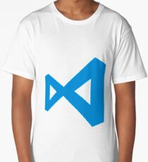 visual studio code Long T-Shirt