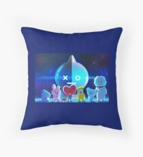 BT21 Throw Pillow