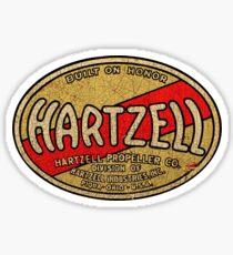 Hartzell Propellors Sticker