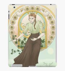 Nancy Whelan iPad Case/Skin