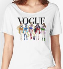 Vogue - Sailor Moon Women's Relaxed Fit T-Shirt