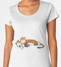 Nap Time Women's Premium T-Shirt