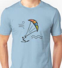Kiteboarding Unisex T-Shirt