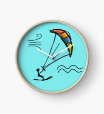 Kiteboarding Clock