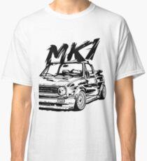Golf 1 Convertible MK1 Classic T-Shirt