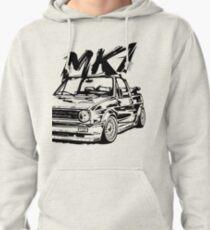 Golf 1 Convertible MK1 Pullover Hoodie