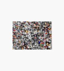 Elvis presley collage Art Board