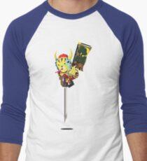 Trollshimitsu Men's Baseball ¾ T-Shirt
