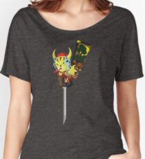 Trollshimitsu Women's Relaxed Fit T-Shirt