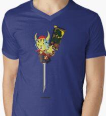 Trollshimitsu Men's V-Neck T-Shirt
