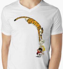 Pounce Men's V-Neck T-Shirt