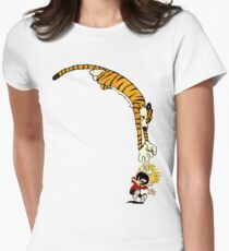 Pounce Women's Fitted T-Shirt