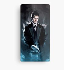 Gotham - The Penguin Metal Print