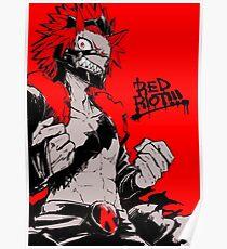 Eijiro Kirishima Poster