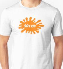 Nickelodeon 90's Kid Unisex T-Shirt