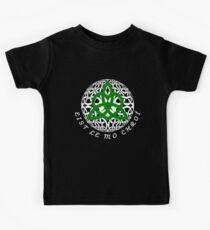 Celtic Irish T-Shirt Love Knot Symbol Listen to my Heart Kids Tee
