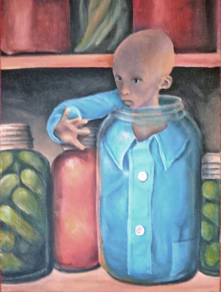 Canned Goods by Amanda  Van Buren