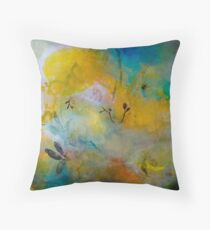 Etheral Realm Throw Pillow
