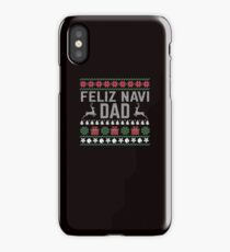 FELIZ NAVI DAD iPhone Case/Skin