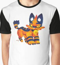 Ink Torracat Graphic T-Shirt