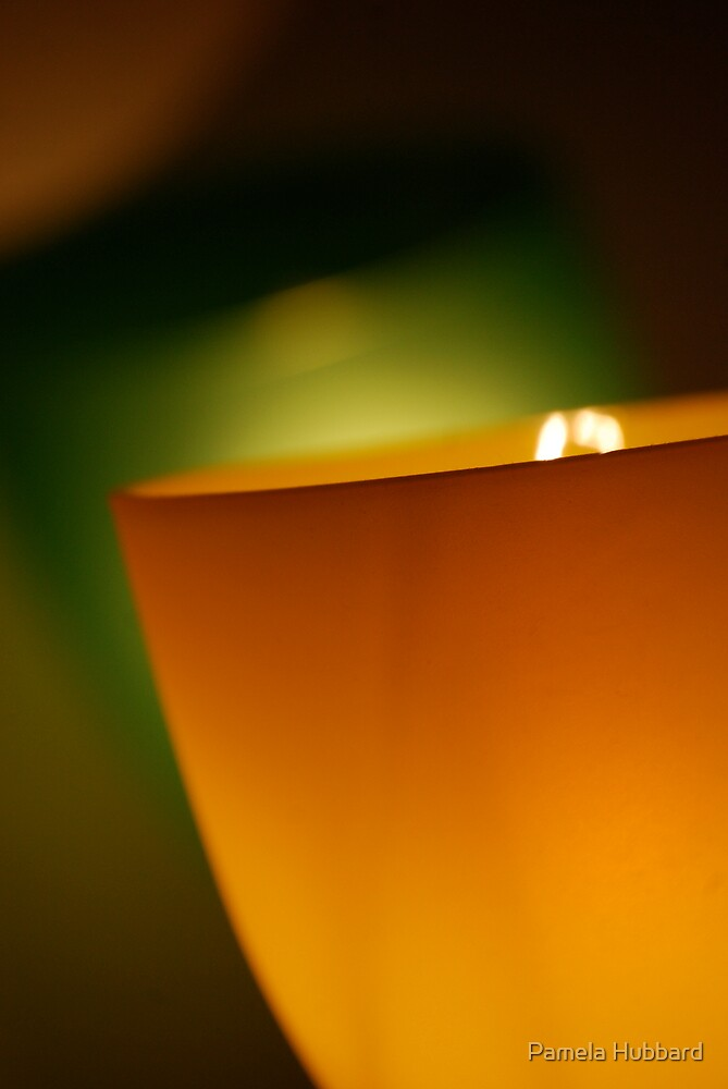 Contemporary Glow by Pamela Hubbard