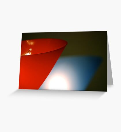 American Contemporary Greeting Card