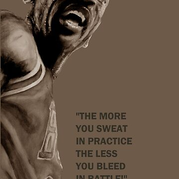 Michael Jordan - quote by ARTito