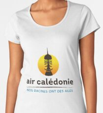 air caledonie Women's Premium T-Shirt