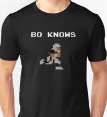 Bo Knows  Unisex T-Shirt