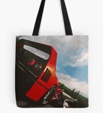 F40 @ the 'ring Tote Bag
