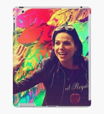 Lana Parrilla - Mama Regal iPad Case/Skin