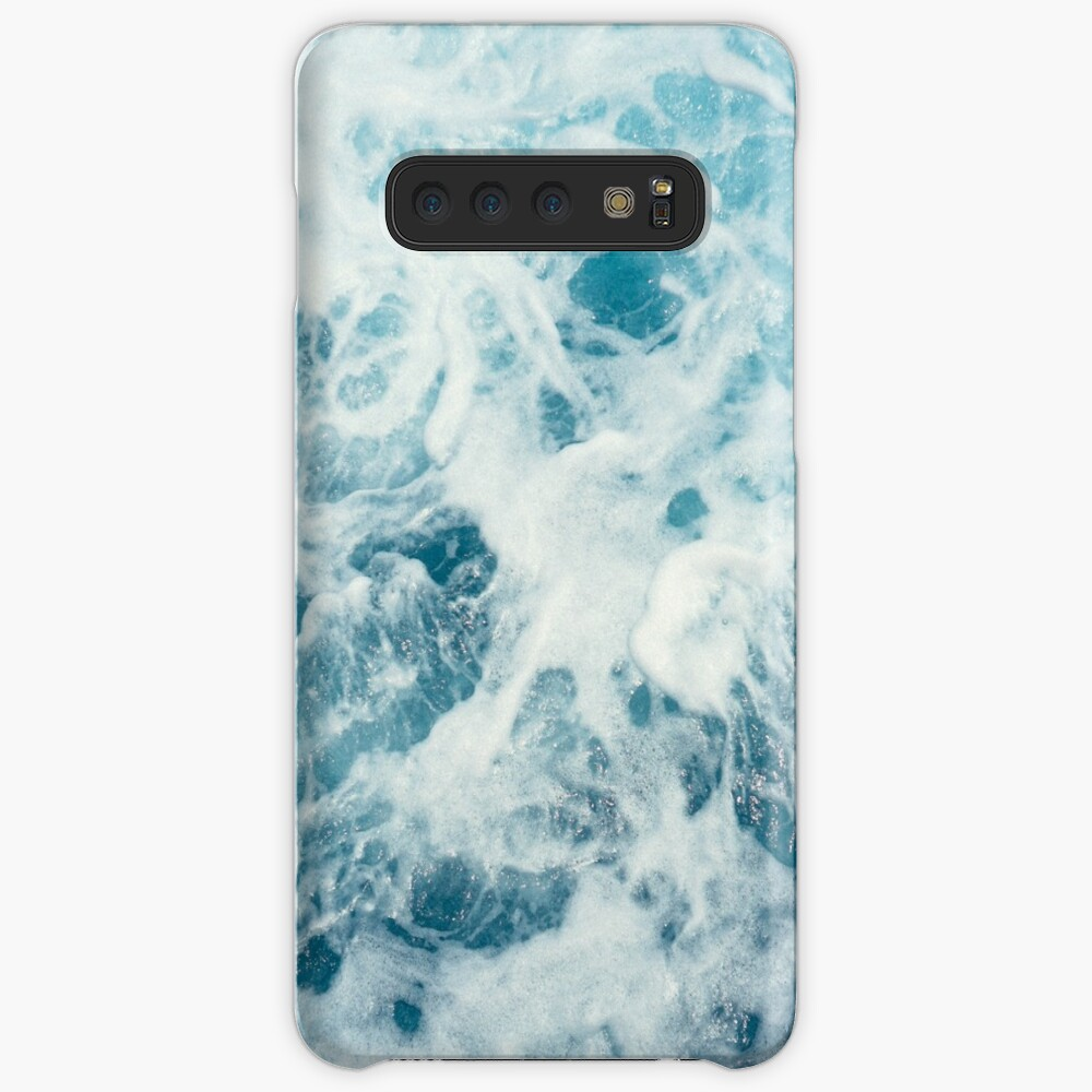 Sea Waves in the Ocean Case & Skin for Samsung Galaxy