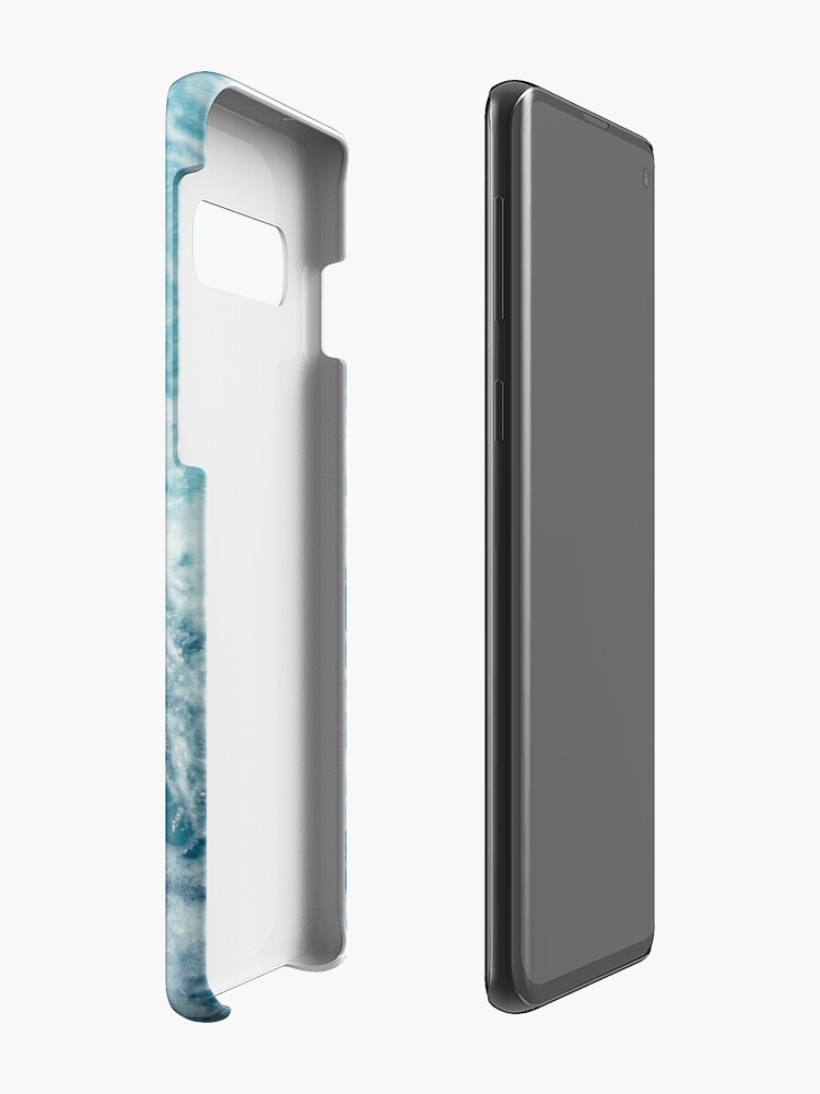 Alternate view of Sea Waves in the Ocean Case & Skin for Samsung Galaxy