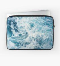 Meereswellen im Ozean Laptoptasche