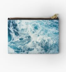 Bolso de mano Olas del mar en el océano