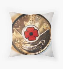 We will never forget Throw Pillow