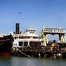 San Francisco: Hyde Street Pier by Kasia-D