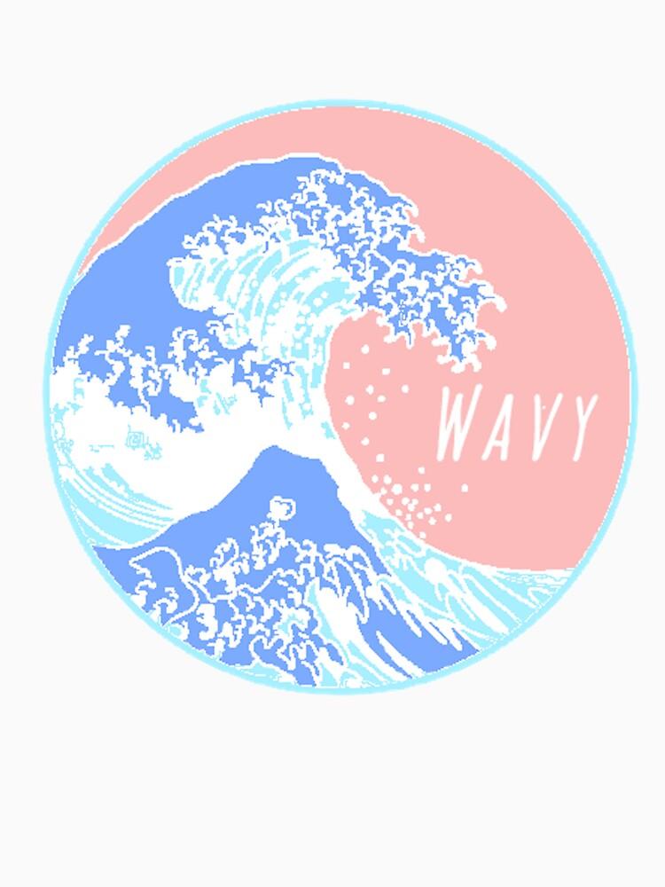 Estética gran ola ondulada de xxxlemonade