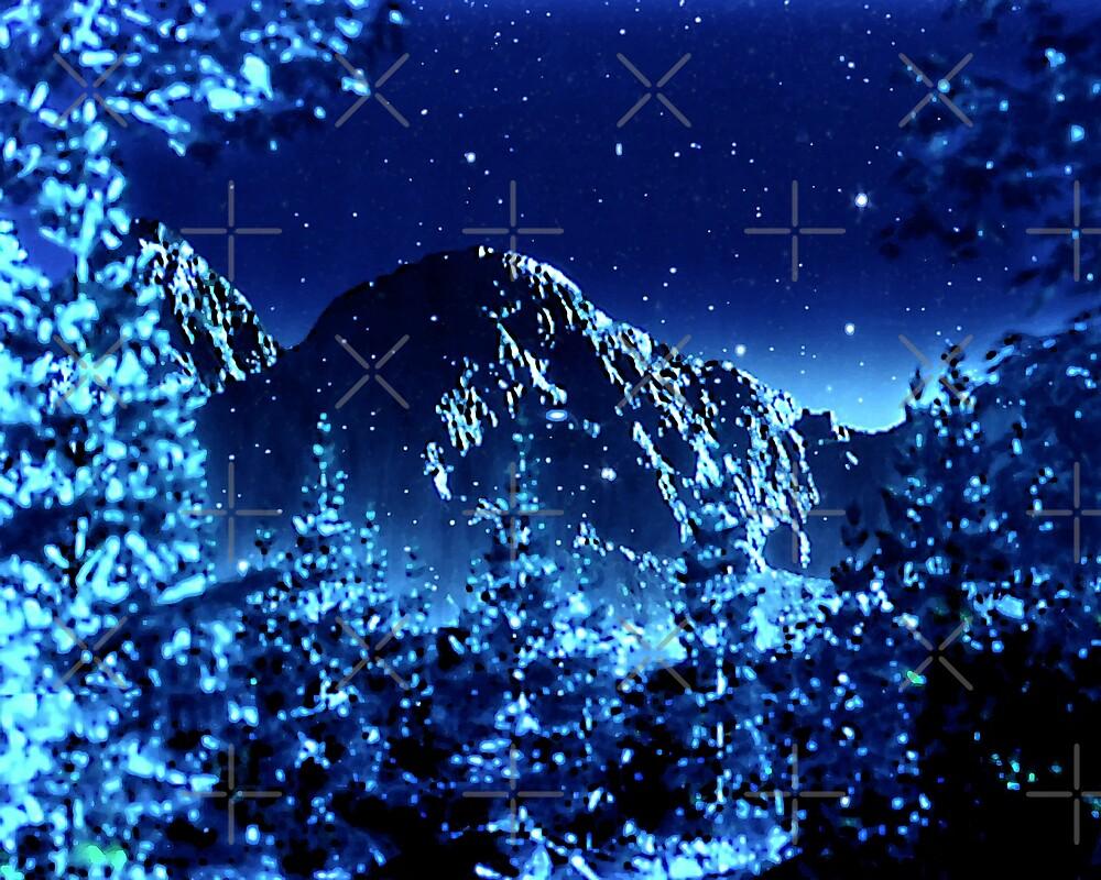 winter night  von cglightNing