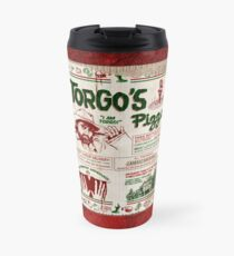 Torgo's Pizza Travel Mug