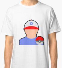Pokemon master (white) Classic T-Shirt