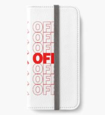 Fuck Off Grocery Bag iPhone Wallet/Case/Skin