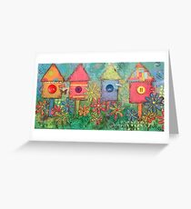 Love, Joy, Happiness Greeting Card